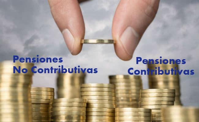 pensión no contributiva 2018