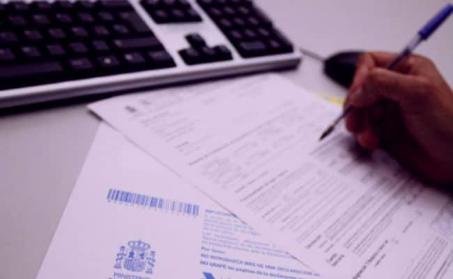 rectificar declaración renta ya presentada por internet 2018
