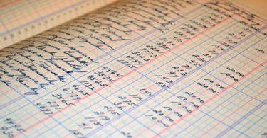 libro mayor contabilidad ejemplos