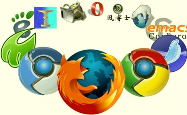 cuantos navegadores de internet existen