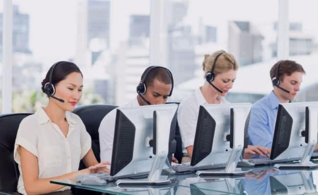 acciones y servicios de telemarketing