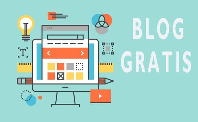 como hacer un blog gratis y facil en español