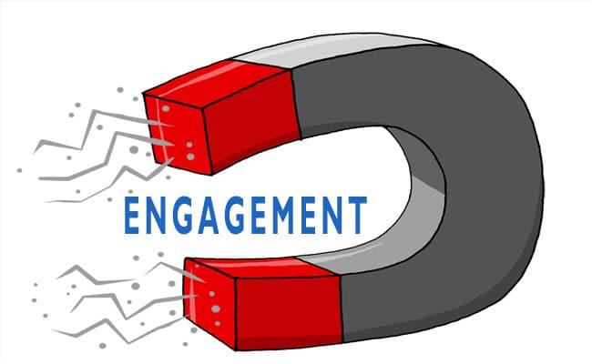 los beneficios de tener un buen engagement