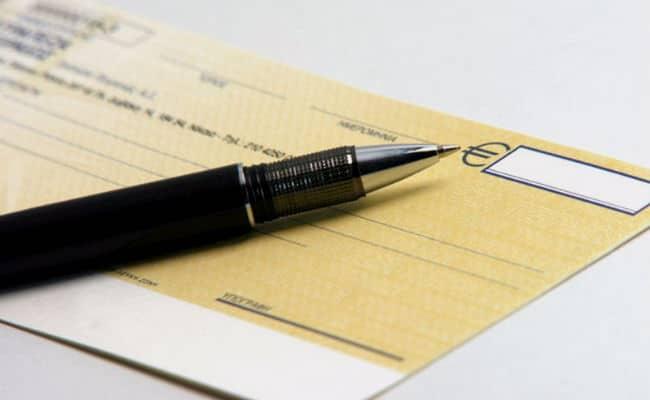 ¿Cómo se hace para cobrar un cheque?