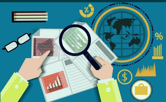 información financiera de una empresa