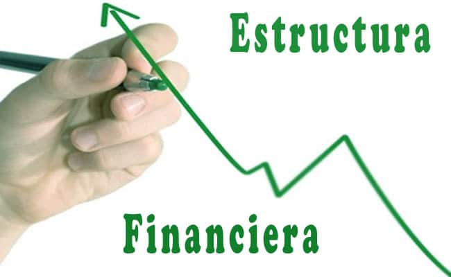 estructura financiera, que es