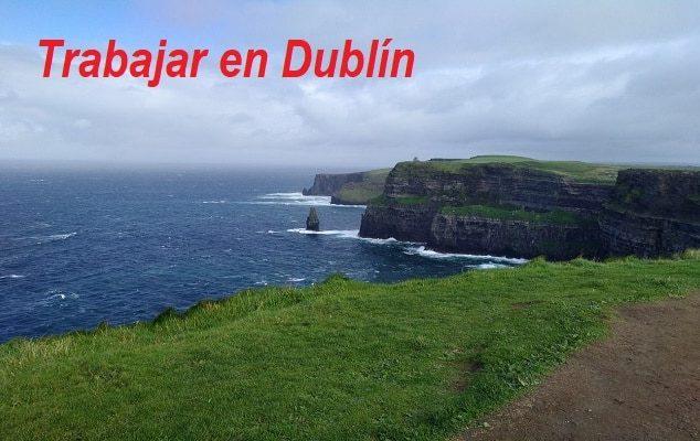 trabajar en Dublín