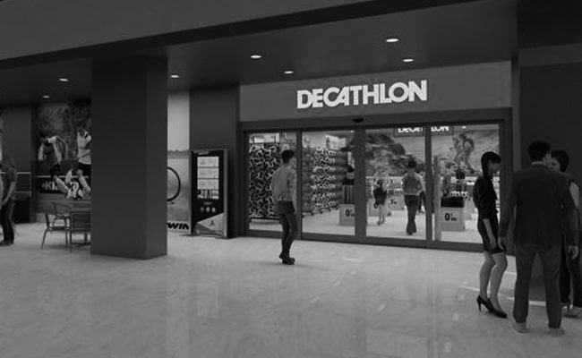 Currículum a Decathlon