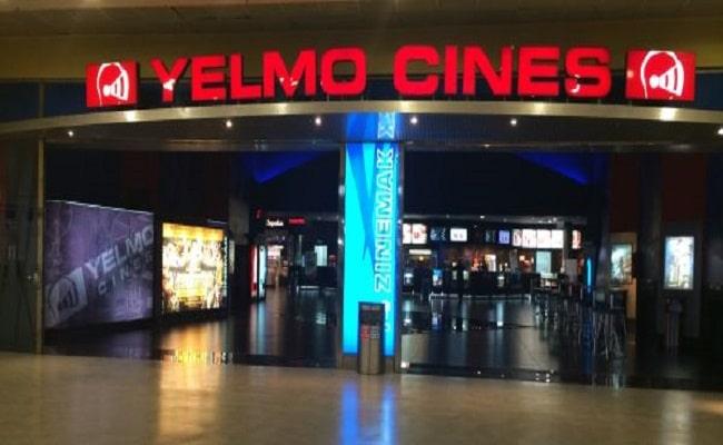 Enviar currículum Yelmo Cines