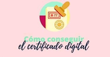 certificado digital como autónomo