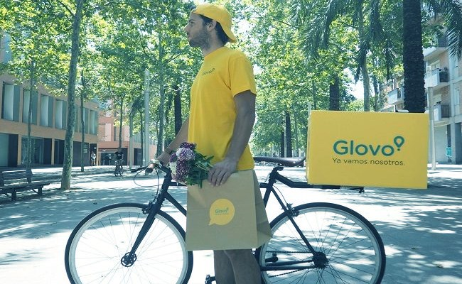 trabajar en GLovo