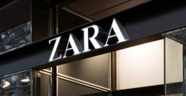 trabajar en Zara