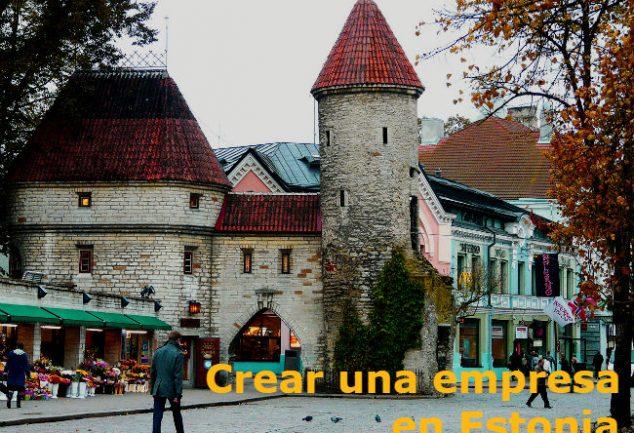 cómo crear una empresa en Estonia