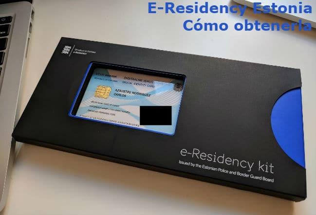 tarjeta e-residency para empresa en Estonia