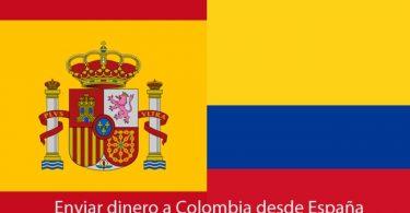 Enviar dinero a Colombia