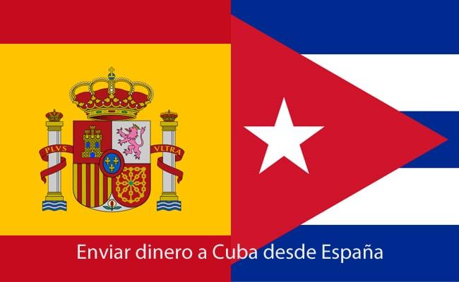 enviar dinero a Cuba
