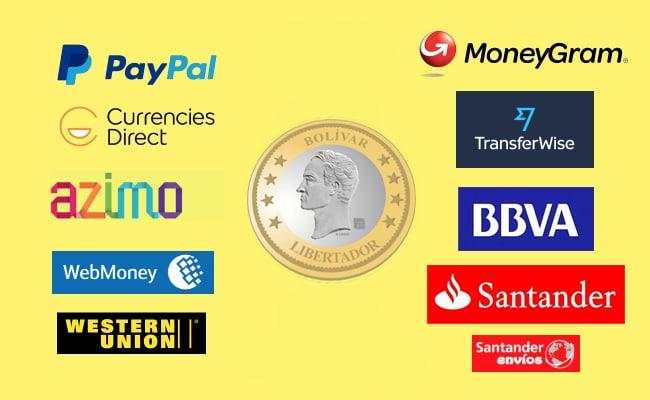 Enviar dinero a Venezuela