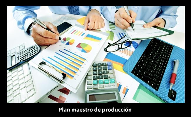 plan de producción
